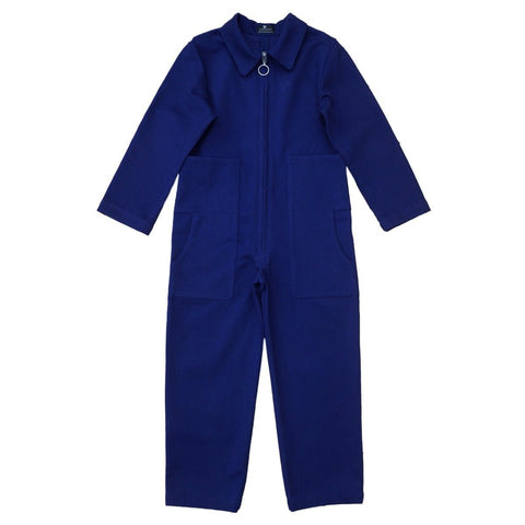 Boilersuit Workwear Indigo Colchik | Zirkuss
