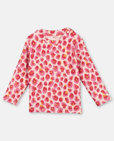 Animals Spots Baby Rib Tracksuit Stella McCartney Kids | Zirkuss