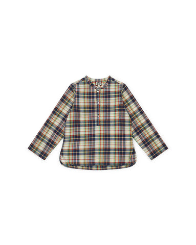 Matteo Tunic Boy Carro Mar - Zirkuss
