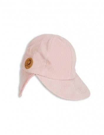 Cap - Mini Rodini Cap Fleece Pink