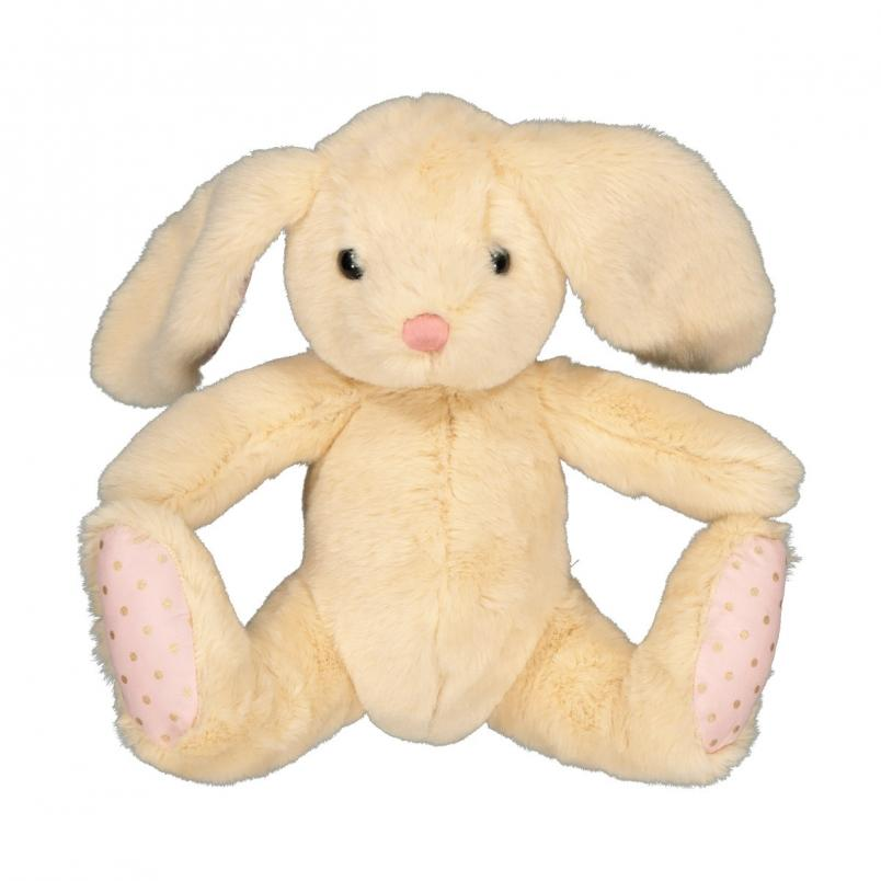 Castille Stuffed Animal Toy Rabbit - Zirkuss