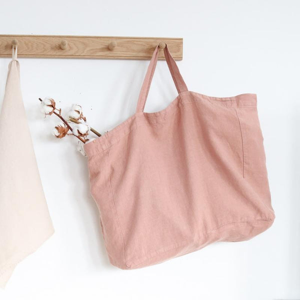 Frauen, Women - Linge Particulier Bag Large Litchi