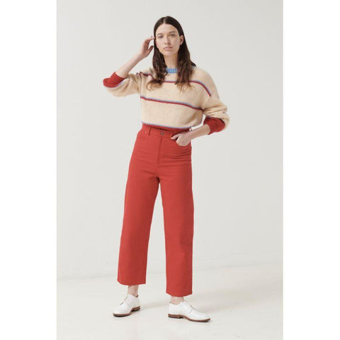 Pants Brandon Red Polder | Zirkuss