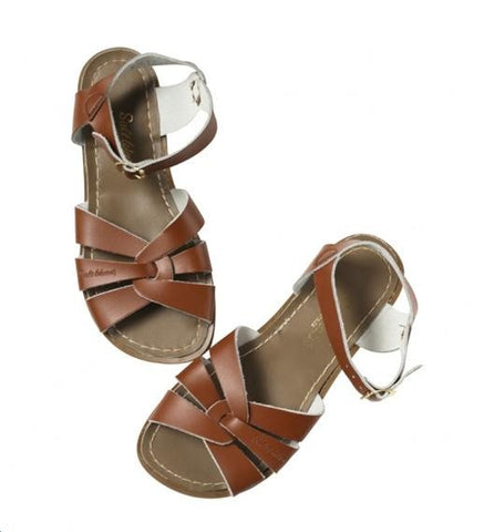 Salt-Water Sandals Original Tan Saltwater Sandalen | Zirkuss