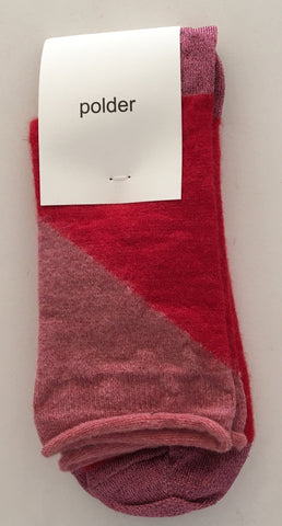 Socks Talk Red Polder | Zirkuss