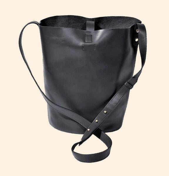 Frauen, Women - Soeur Bucket Bag Adelaide Black