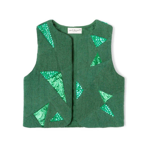 Gilet, Gilet - April Showers Gilet Precious Cedar