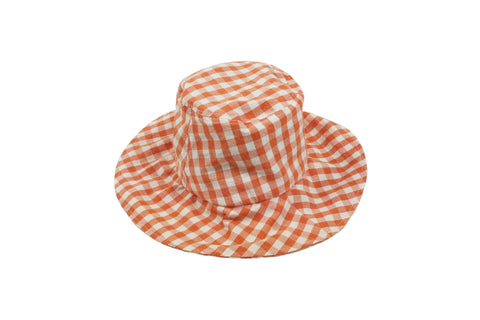 Hats - Orange Kids Cap
