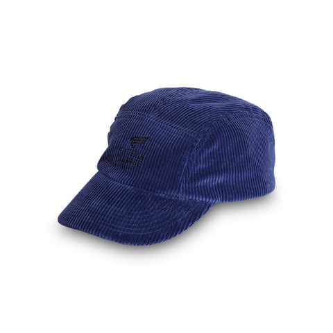 Soft Royal Blue Cord Cap Finger in the nose | Zirkuss
