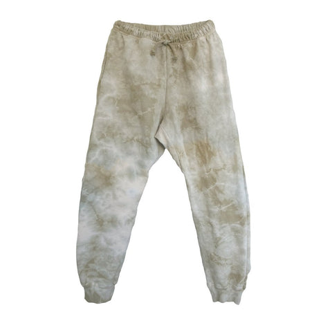 Biel Womans Harem Sweatpant Brush Tie Dye - Zirkuss
