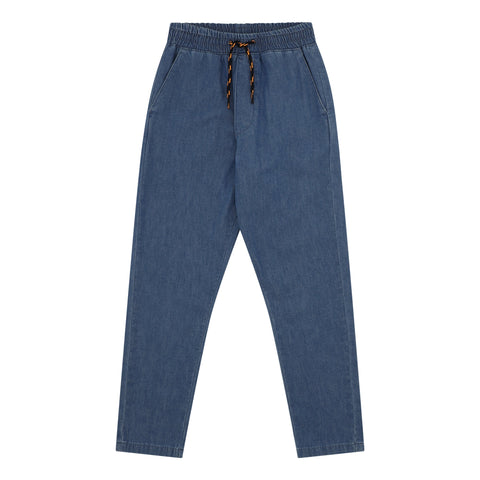 Eero Pants Denim Blue - Zirkuss