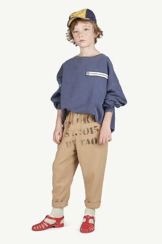 Elephant Kids Pants Brown Uniforms The Animals Observatory | Zirkuss