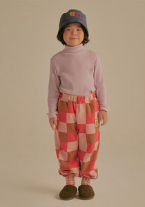 Jelly Lounge Pants Pink - Zirkuss