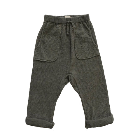 Rowen Two Pocket Pant Carbon Nico Nico | Zirkuss