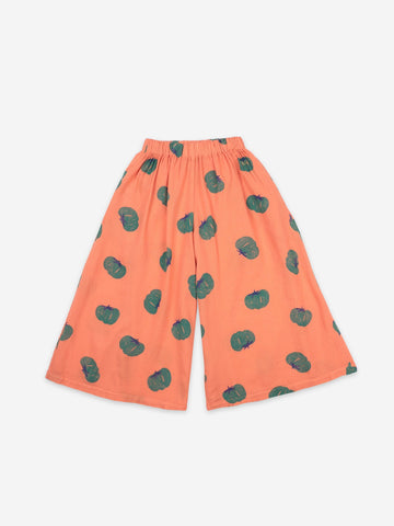 Tomatoes All Over Woven Culotte - Zirkuss