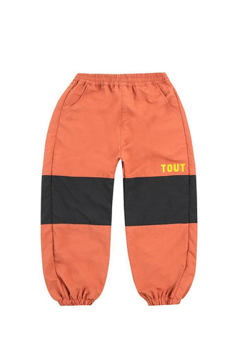Tout Pants Brick Jelly Mallow | Zirkuss
