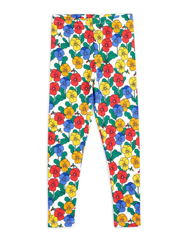 Violas Leggings Multi Mini Rodini | Zirkuss