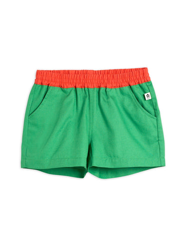 Woven Shorts Green - Zirkuss