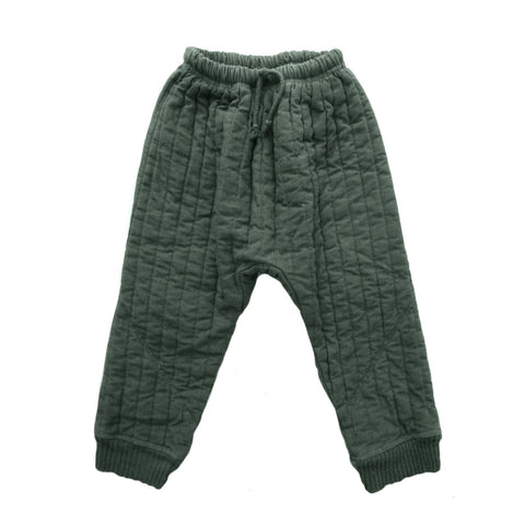 Wren Quilted Harem Pants Sweaweed - Zirkuss
