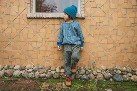 Wren Quilted Harem Pants Sweaweed Nico Nico | Zirkuss