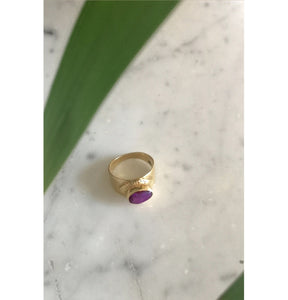 Jewelry - Drage Ring Violet
