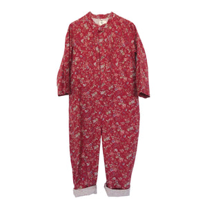 Kingsley Printed Jumpsuit Red Nico Nico | Zirkuss