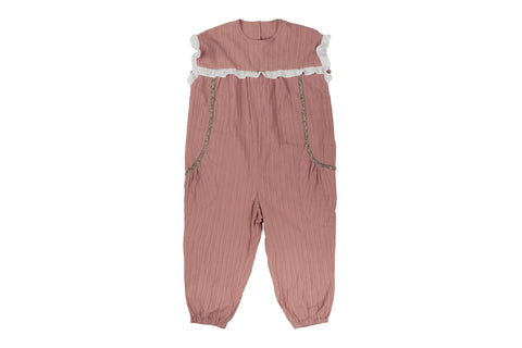Jumpsuit, Jumpsuit - Pink Kids Jumpsuit
