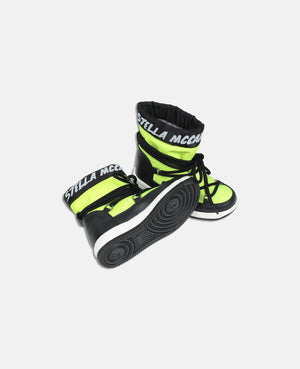 Boots Ski With Logo Yellow Stella McCartney Kids | Zirkuss