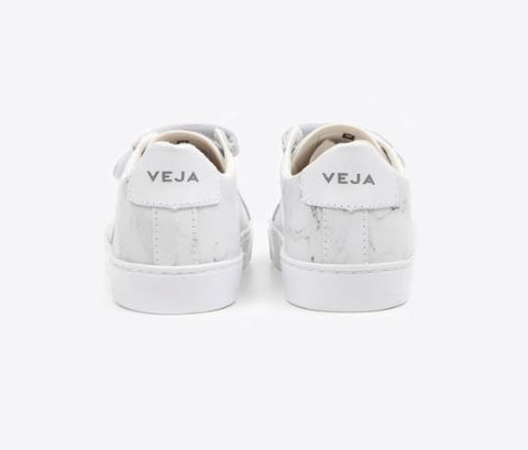 Diapers and Milk X Veja Schuhe Kids Print Weiss Diapers and Milk | Zirkuss