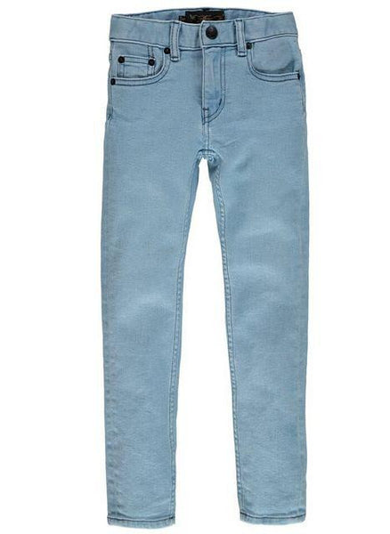 Jungen, Boys - Finger In The Nose Slim Fit Jeans Icon Sky Light