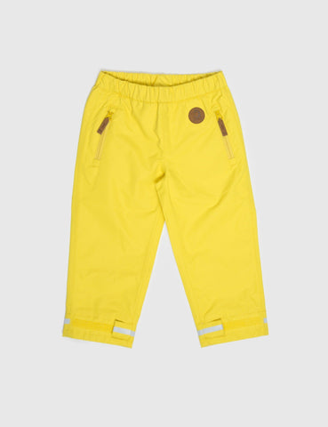 Jungen, Boys - Mini Rodini Hose Expedition Edelweiss Gelb
