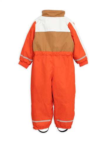 Jungen, Boys - Snowracing Overall Red