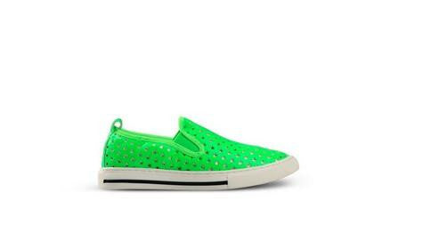 Stella Mc Cartney Shoes Leo Kiwi Green Stella McCartney Kids | Zirkuss