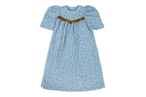 Flower Kids Dress - Zirkuss