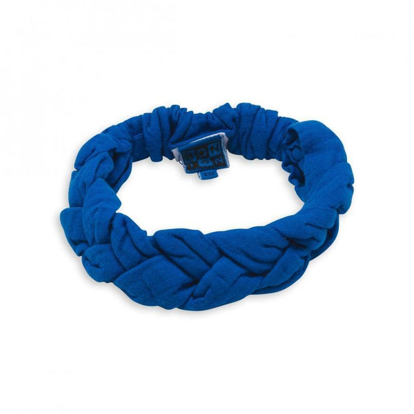 Kleid, Dress - Headband Braided Victoria Blue