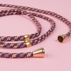 Smartphone Necklace Bordeaux Camouflage XOUXOU | Zirkuss