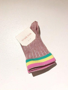 Simple Kids Socks Image Pink Simple Kids | Zirkuss