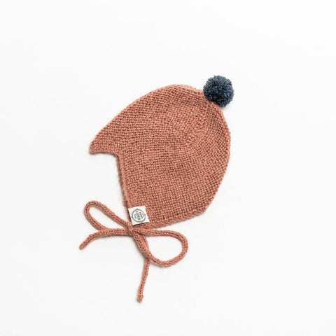 Alpaca Hat Nanna & Niels Blush Mini Fabrik | Zirkuss