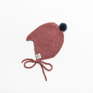 Alpaca Hat Nanna & Niels Old Rose Mini Fabrik | Zirkuss