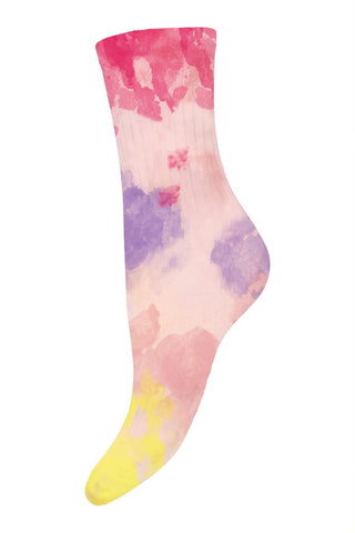 Ankle Socks Maja tie dye Women - Zirkuss