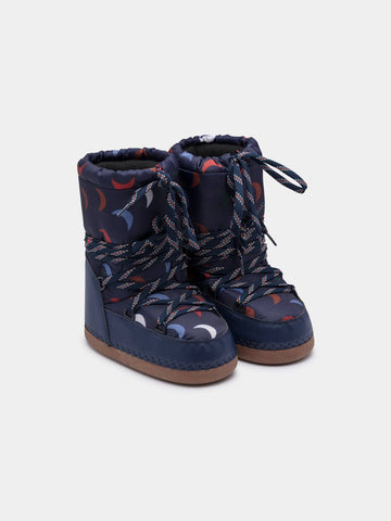 Boots Cosmo Estate Blue Bobo Choses | Zirkuss