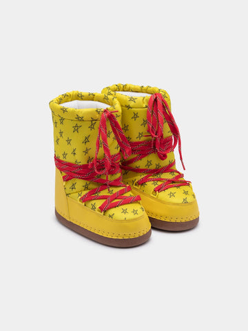 Boots Cosmo Yellow Dantelion Bobo Choses | Zirkuss