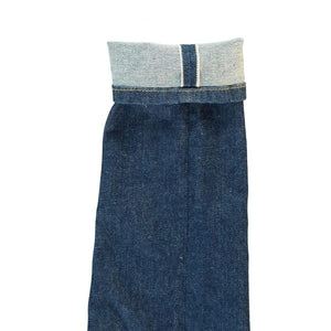 Mädchen, Girls - Finger In The Nose Jeans Ewan Raw Blue Selvage