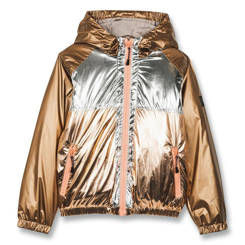 Jacket Barkley Multicolor Metal Finger in the nose | Zirkuss