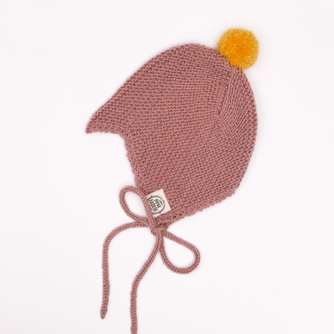 Mini Fabrik Baby Hat Old Rosa Mini Fabrik | Zirkuss