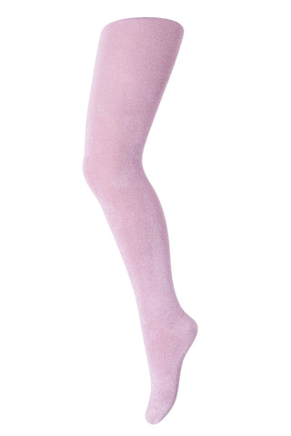 Mädchen, Girls - Tights Viscose Bamboo Pink