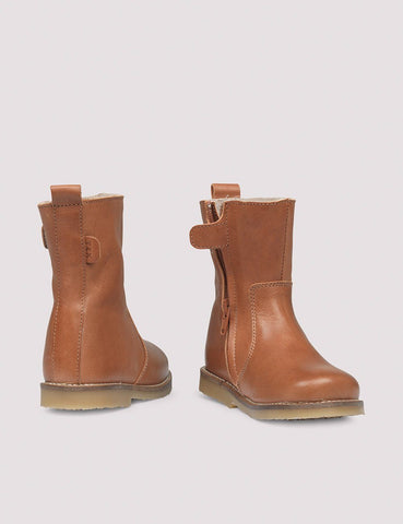 Winter Boot Every Day Cognac - Zirkuss