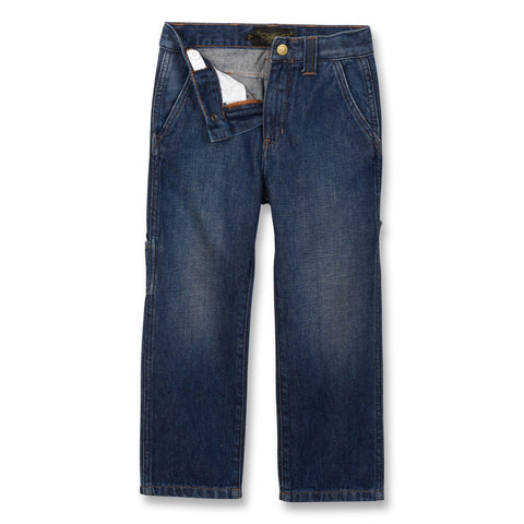 Jeans Carpenter Medium Blue Finger in the nose | Zirkuss
