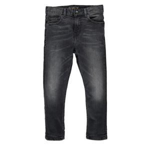 Mädchen, Girls - Finger In The Nose Jeans Ewan Carbon Denim