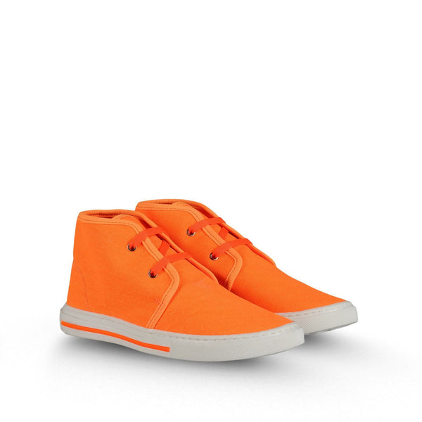 Mädchen, Girls - Stella Mc Cartney Sneakers Alonzo Canvas Carrot